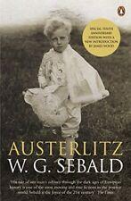 Austerlitz-W. G. Sebald, James Wood, Anthea Bell