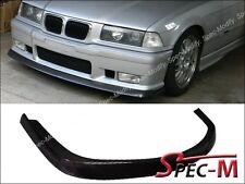 Carbon Fiber AC Style Front Spoiler Bumper Lip Fit BMW M3 1992-1998 E36 M3 Coupe