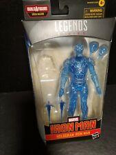 marvel legends hologram iron man