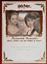 HARRY POTTER - MEMORABLE MOMENTS #1 - Card #66 - WHAT GOT YOUR WAND IN A TWIST?