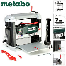 Metabo DH330 Bench Top Planer And Thicknesser 1800W 240V - 0200033000