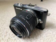 Olympus PEN mini E-PM1 12 MP Digital Camera + Extras (14-42 Zoom Kit Lens)