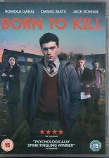 BORN TO KILL - Daniel Mays, Romola Garai, Jack Rowan - DVD *NEW & SEALED*
