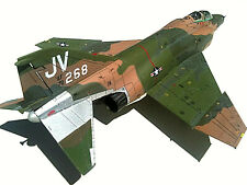 Air Commander F-4E Phantom Ii Paper Tiger, Korat Rtafb,Thailand,1972 Vietnam War