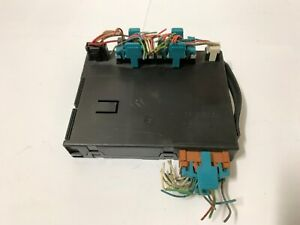 2001 2002 Mercedes-Benz ML320 Body Control Module BCM BCU Unit A 163 545 54 32