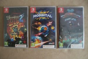 Nintendo Switch Game Bundle New & Sealed Download Codes Not cartridge Video Game