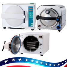 14l 18l Dental Clinic Autoclave Steam Sterilizer Medical Sterilization