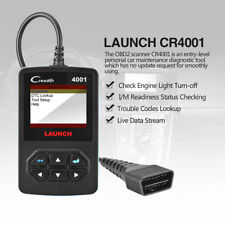 OBD2 Scanner Launch Creader CR4001 OBDII Car Engine check Fault Diagnostic Tool