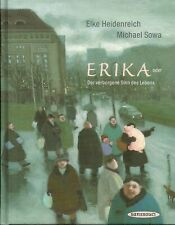 """""""Erika"""" von Elke Heidenreich und Michael Sowa (gebundene Ausgabe)"""