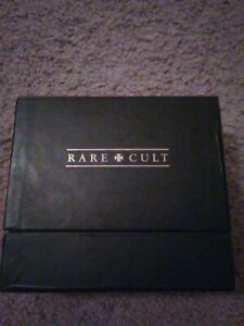 Rare Cult Box PA Limited by The Cult (CD, Nov-2000, 7 Discs, Beggars Banquet)