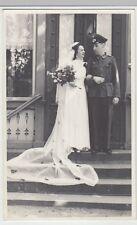 (F1043+) Orig. Foto Wehrmacht-Soldat, Hochzeit, 1940er