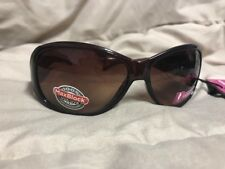 "NWT Foster Grant ""CHOCOLATE"" Brown Women's Fashion Sunglasses"