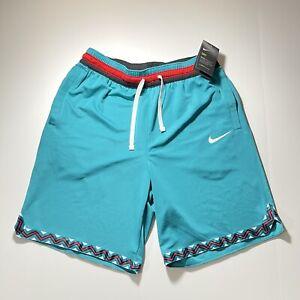 Nike DNA Basketball Shorts AT3150-366 Men's Size Medium