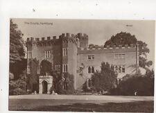 The Castle Hertford Vintage RP Postcard 529b