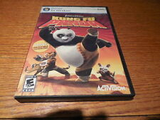 DREAMWORKS KUNG FU PANDA Games for Windows PC DVD ACTIVISION