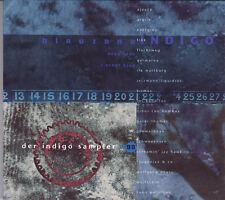 Various - Der Indigo Sampler 1998 (1998) (CD) (Indigo - Yellowpop 01)