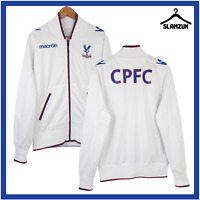 Crystal Palace Football Jacket Macron Large Soccer Training Track Top CPFC 2015