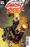 Ghost Rider #2 Ed Brisson Aaron Kuder Marvel Comics 2019 1st Print unread NM