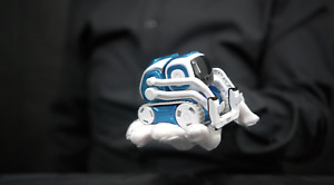 Genuine Anki Cozmo Interactive Robot Blue Limited Edition - 'The Masked Man'