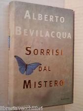SORRISI DAL MISTERO Alberto Bevilacqua Mondadori I libri di 1998 libro romanzo