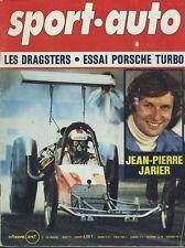 SPORT AUTO n°158 03/1975 avec encart & poster