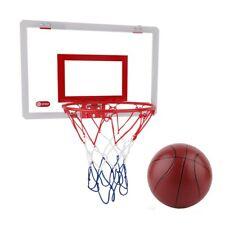 Mini Basketball Hoop Backboard Systems Indoor Outdoor Net Goal Portable