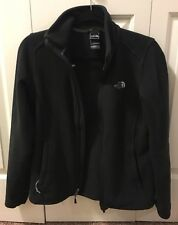 The North Face Women's Fleece Small Black Jacket Pre owned