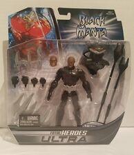 DC Universe DC Comics Total Heroes ULTRA Black Manta