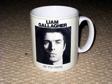 Liam Gallagher As You Were Great Advertising MUG