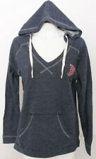 NEW Boston Red Sox Columbia PFG Tropic Haven Solid Hoodie Sweatshirt Women's L
