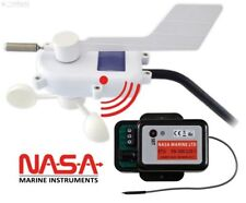 NASA - Kabelloser Windmessgeber ohne Anzeigegerät  NEU