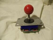 New Adjustable 2/4/8 Way Arcade Joystick with RED Ball Handle short shaft
