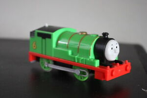 Thomas The Train & Friends 2013 Trackmaster  Percy - NOT WORKING