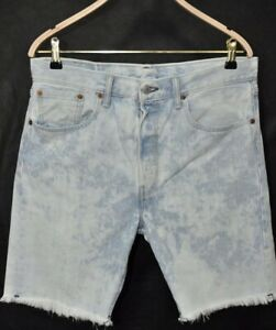 Men's Levi's 501 CT Denim Shorts size 33