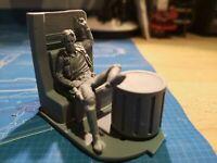 Classic 1/24 Scale Star Wars Han Solo Bar Scene  Miniatures 75MM Unpainted  Resi
