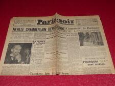 [PRESSE WW2 GUERRE 39/45] PARIS-SOIR (Allemand) # 105 4 OCTOBRE 1940