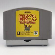 Donkey Kong 64 DK,Japanese Nintendo 64 N64 [Japan Import]