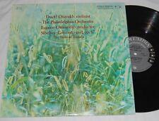 OISTRAKH ORMANDY SIBELIUS CONCERTO D SWAN Columbia 6-Eye ML 5492 VG++ LP