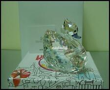 Swarovski Crystal Lovlots Birds On Broadway SWAN *AUDREY*  1128901 BNIB