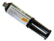 FoxFix Metall und Kunstoffkleber 2K-Hoch a 25g bis 300kg/qcm 120°C 3min crem