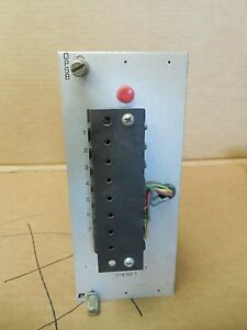 Reliance Electric DPSB 250 V Volt Power Supply 0-51890-1 0518901 Used