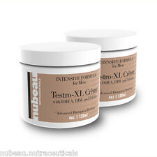 2 JARS Testro-XL: Men's Testosterone Muscle Libido Booster Cream 4 Month Dose