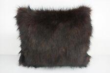 Handmade Faux Fur Cushion Cover 36cm x 44cm