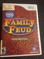 Wii Family Feud 2010 Edition