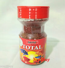 Tropical Fish Food - 100 gm - Total TAIYO - Aquarium Fish Food - Good Quality