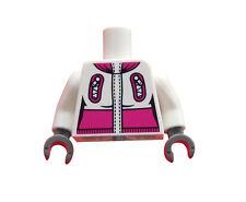 Lego Torso Oberkörper Snowboarder Aufdruck Serie 3 Sammelfigur 973pb0794c01 Neu