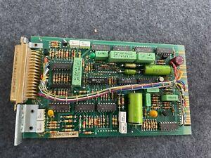 Für Telefunken M15 A BC-NA1 Karte Geschwindigkeitssteller Variospeed rare