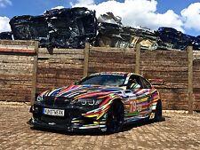 """BMW M3 E92 V8 COUPE """"ART CAR"""" GT2 CLONE EINZELSTÜCK SHOW TÜV BREIT UMBAU TUNING"""
