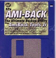 Amiga Format - Magazine Coverdisk 57a - Ami-Back <MQ>