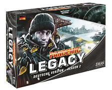 Pandemic Legacy Season 2 Schwarz, Deutsch, Spiel, Z-Man / Asmodee